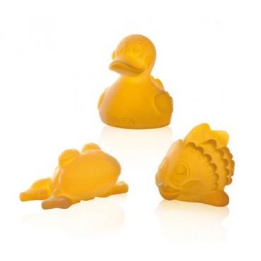 Hevea - Kauczukowe zabawki do kąpieli - Pond Trio